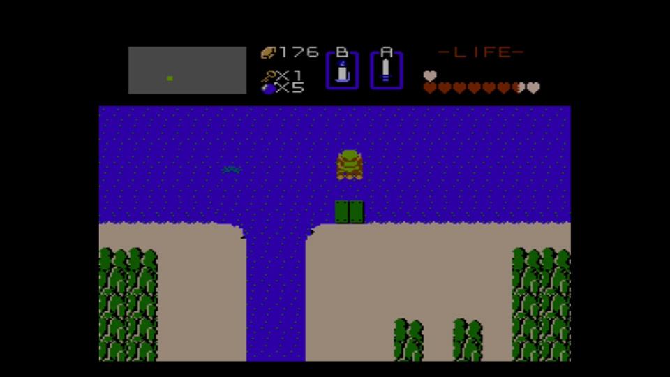Zelda Raft Nintendo Times