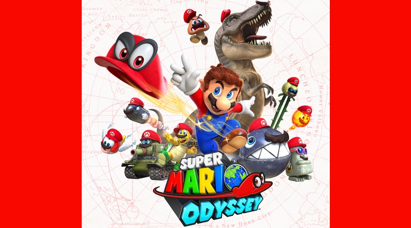 Nintendo Reveals 2 Player Co Op Mode For Super Mario Odyssey Nintendo Times