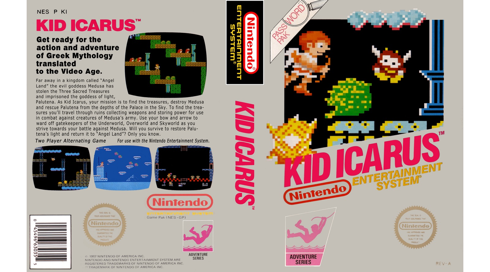 Kid Icarus Review – Nintendo Times