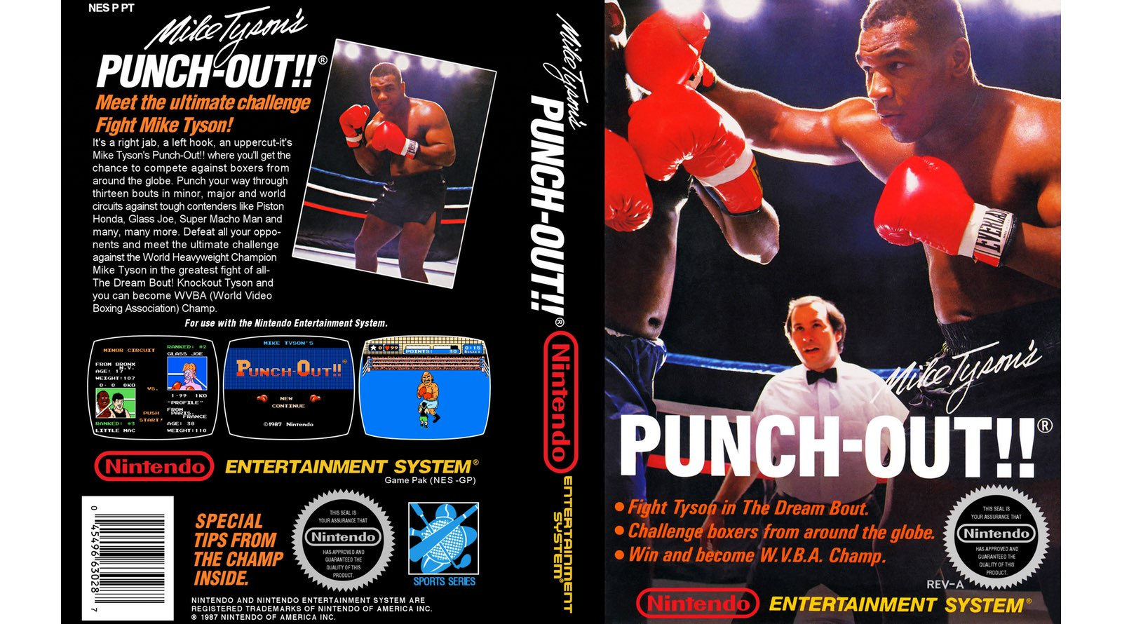 Mike Tyson Punch Out Wii : Mike tyson s punch out review nintendo times