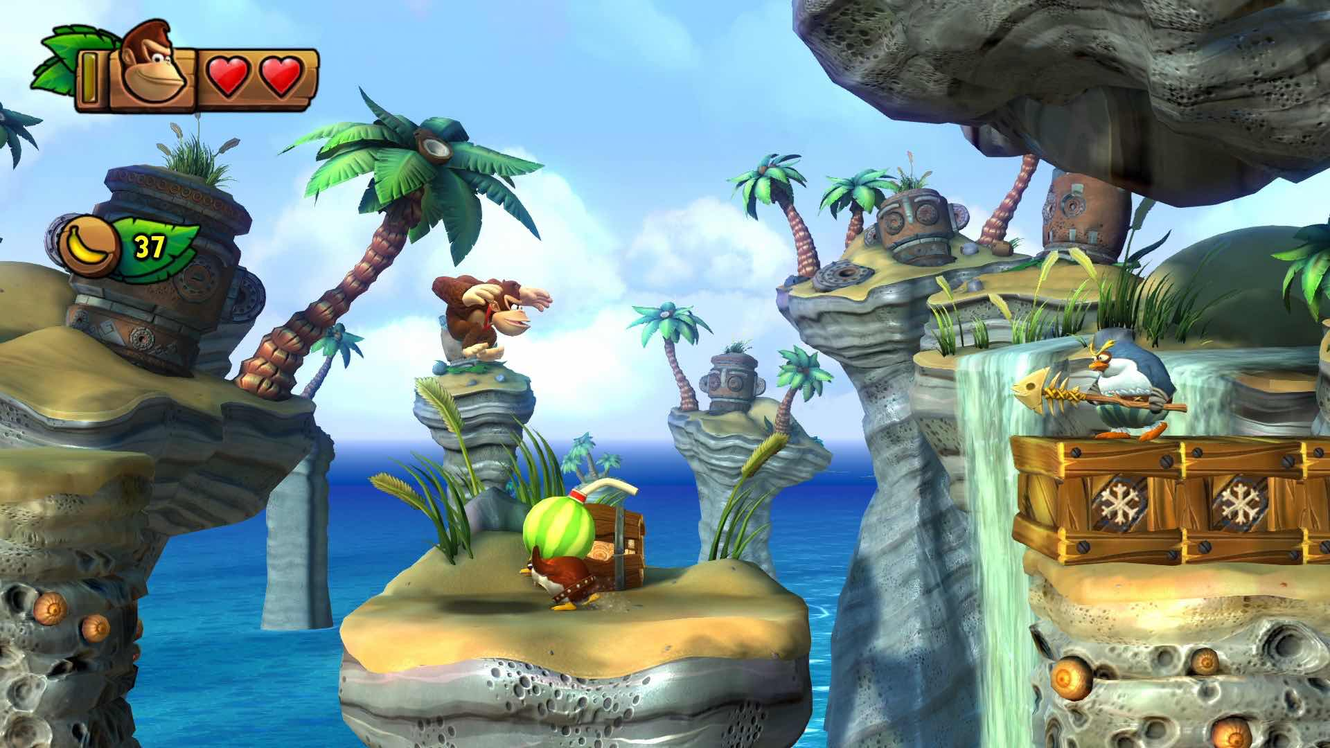 Donkey Kong Country Tropical Freeze 4 Nintendo Times