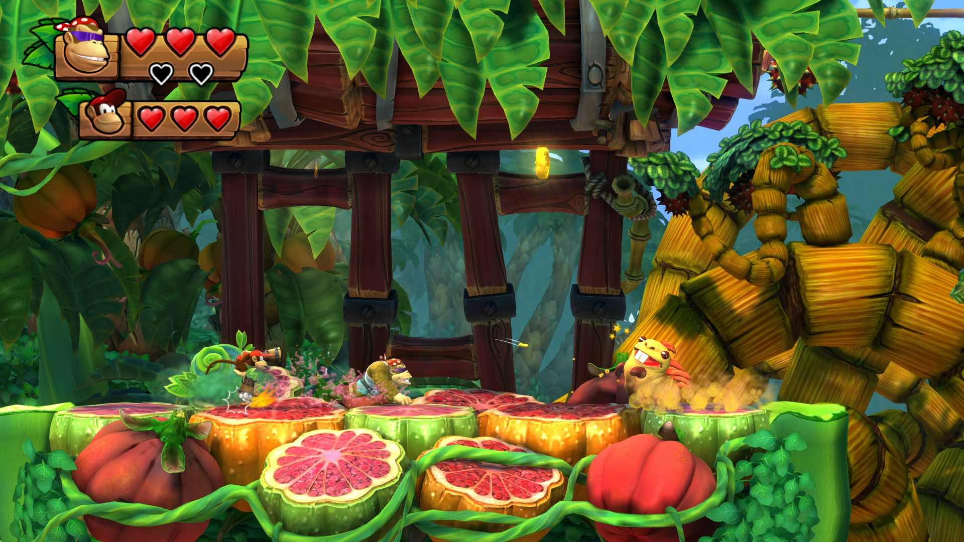 Donkey Kong Country Tropical Freeze 6 Nintendo Times