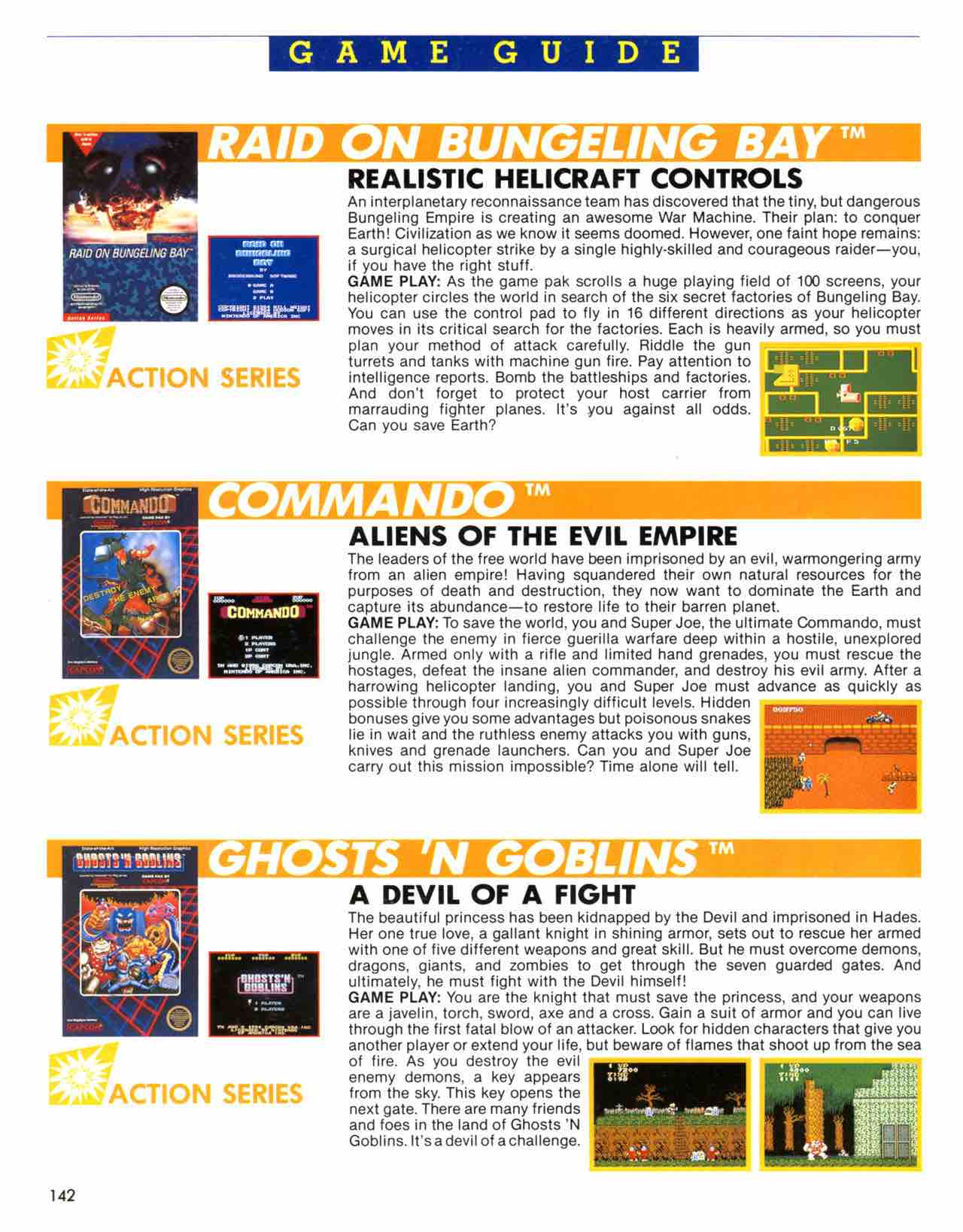 Official Nintendo Player's Guide Pg 142 – Nintendo Times