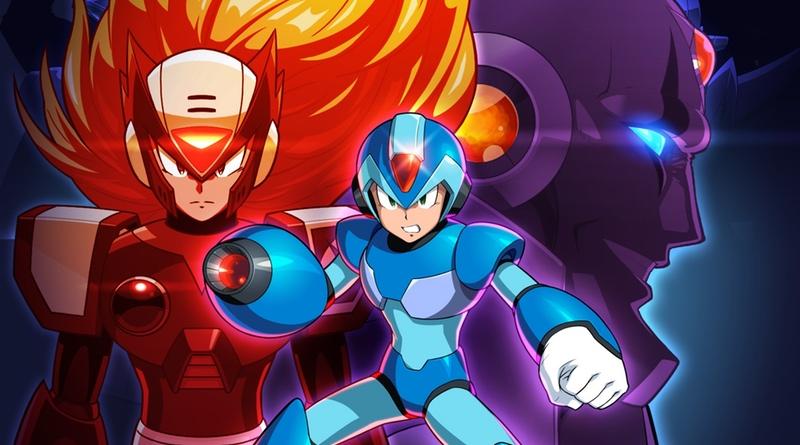 Mega man x legacy collection 1 2 trailer details for Megaman 9 portada