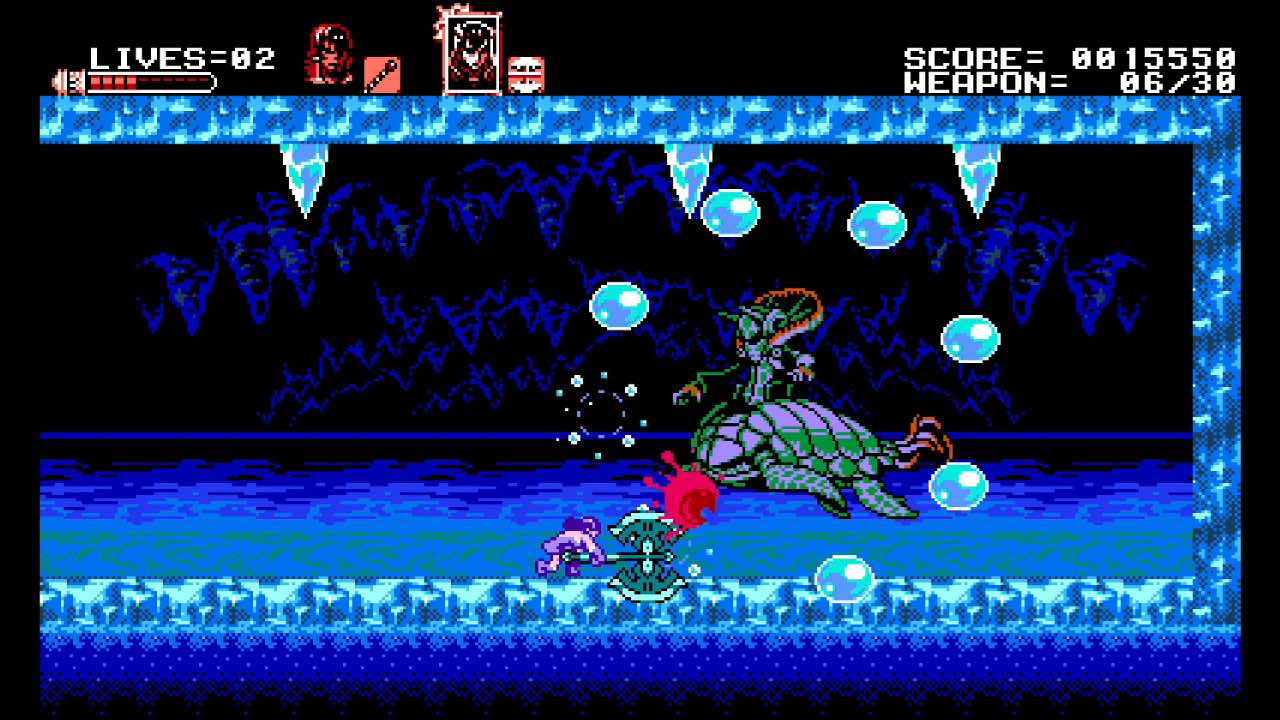 Bloodstained Curse Of The Moon 3 Nintendo Times