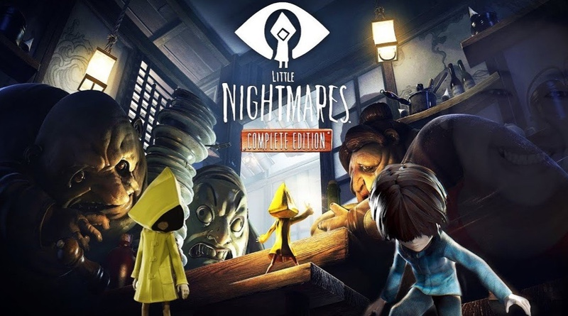 Video Little Nightmares Complete Edition Switch Trailer
