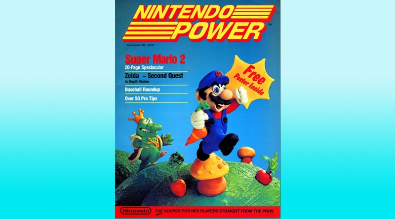 Premiere Issue Of Nintendo Power Now Shipping Nintendo Times